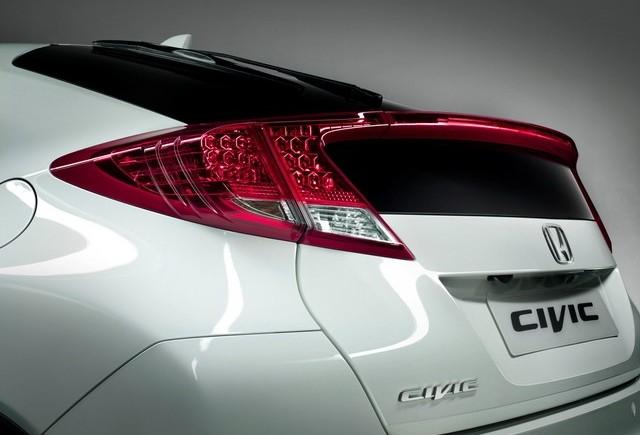 Primele detalii ale noului Honda Civic