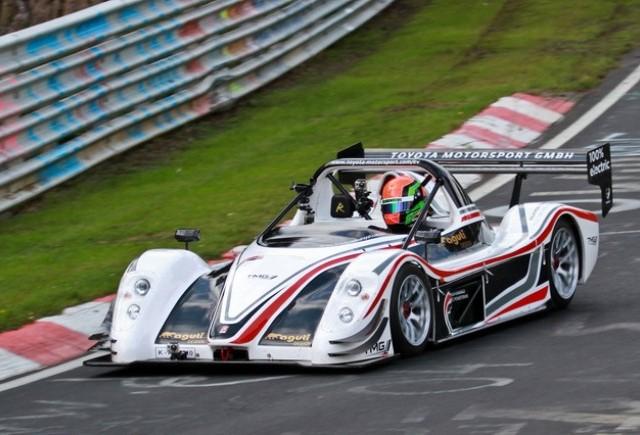 Toyota a stabilit un nou record mondial la Nurburgring cu o masina electrica