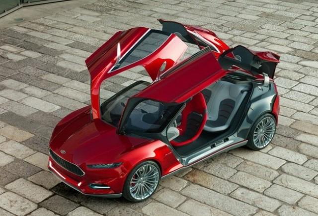 Frankfurt Prewiew: Ford Evos Concept