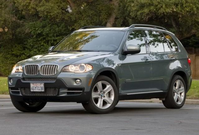 RECALL: BMW X5 xDrive35d