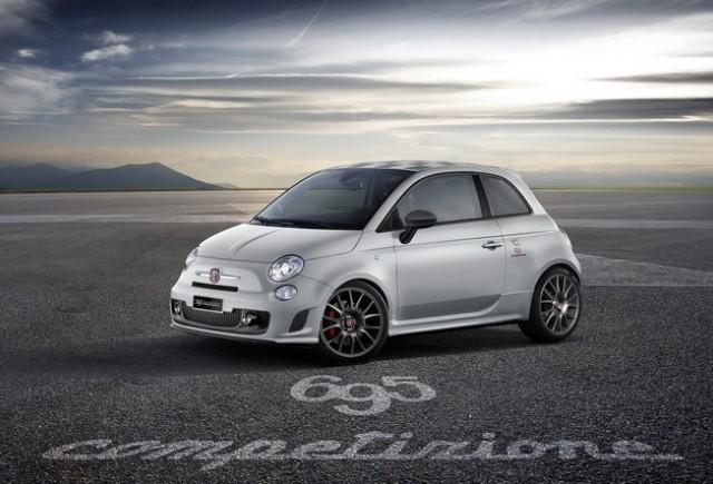 Fiat Punto si  Fiat 500 Abarth vor fi prezente la Frankfurt
