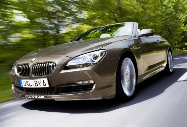 Noul BMW Alpina B6 Bi-Turbo vine la Frankfurt