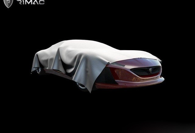 VIDEO: Rimac Automobili - The New Concept