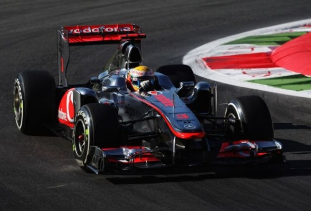 Pilotii McLaren incep in forta antrenamentele de la Monza
