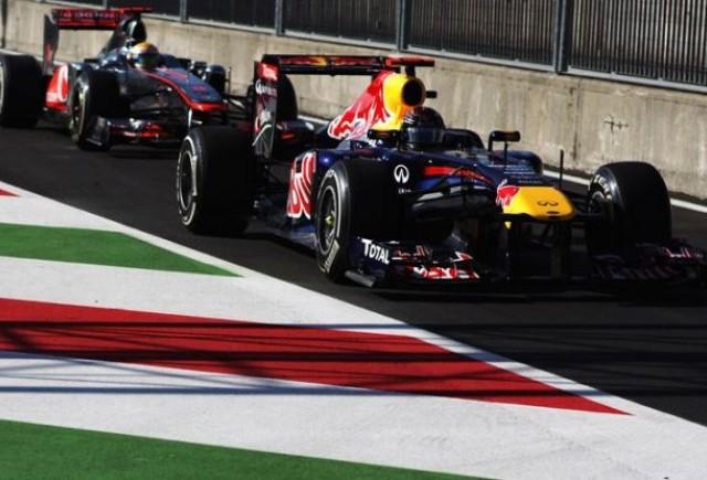 Vettel, cel mai rapid in sesiunea a doua de antrenamente de la Monza