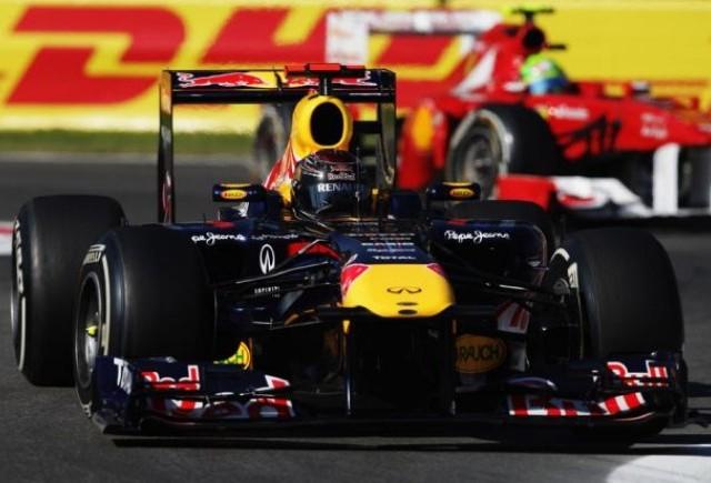 Vettel: McLaren sunt cei mai buni la Monza