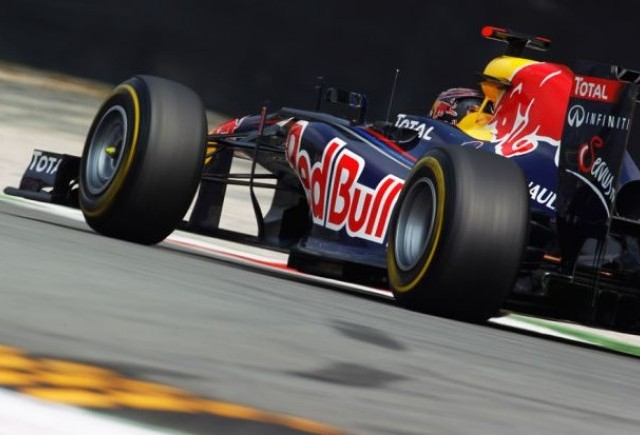 Vettel va pleca din pole-position si la Monza