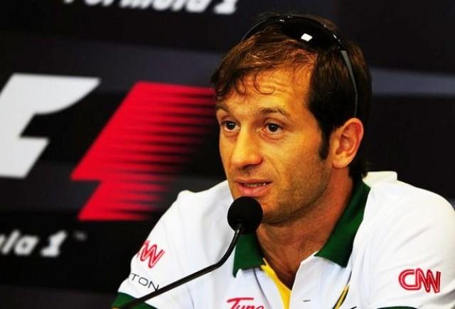 Trulli va ramane la Lotus in 2012