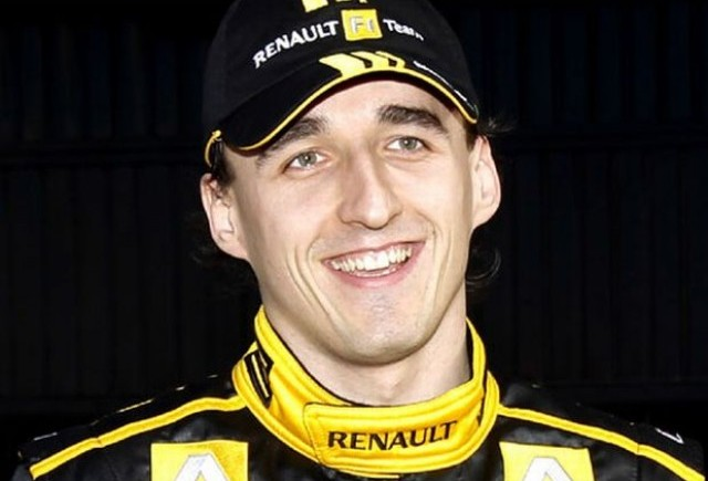 Renault: O sa-l mai asteptam pe Kubica pana in octombrie