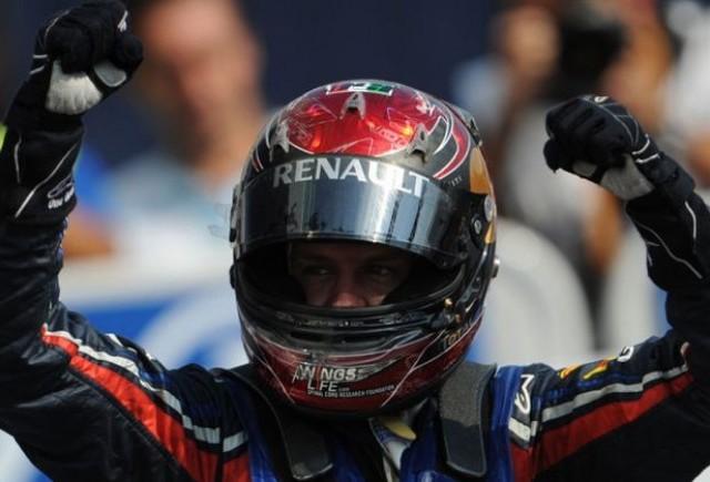 Vettel: Este o victorie foarte speciala pentru mine