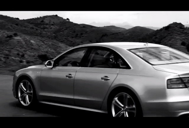 VIDEO: Clip promotional Audi S8
