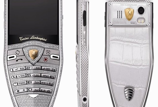 Spyder Supreme Diamond Cell Phone Lamborghini