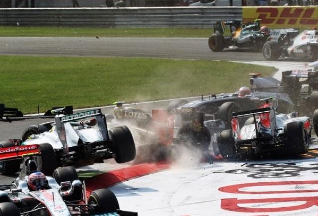 Liuzzi, penalizat pentru cursa din Singapore