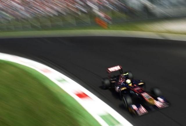 Alguersuari, surprins de posibilitatile Toro Rosso in Italia