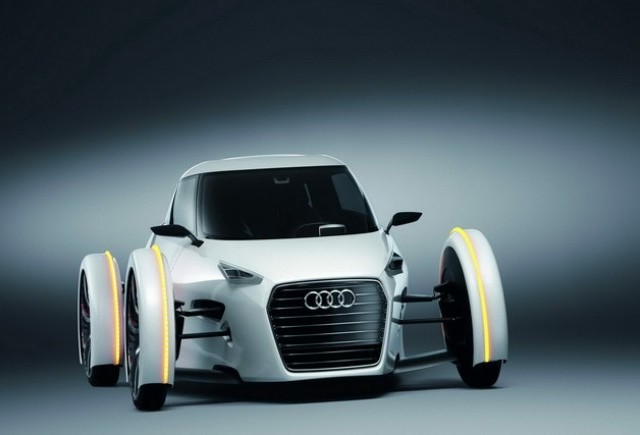 Frankfurt Preview:  Audi Urban Concept