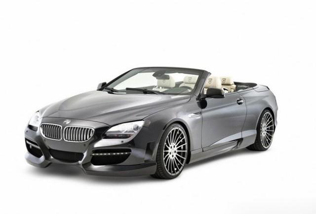 BMW Seria 6 Cabrio by Hamann