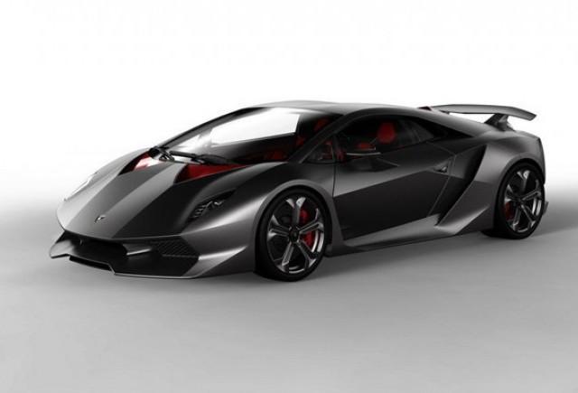 Lamborghini Sesto Elemento la un pret de 2.2 milioane euro