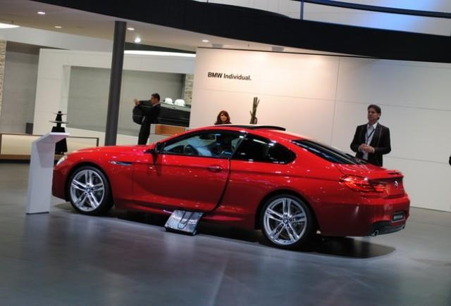 BMW Seria M prezentata la Frankfurt