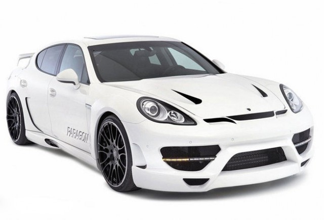 Porsche Panamera Paragon by Hamann