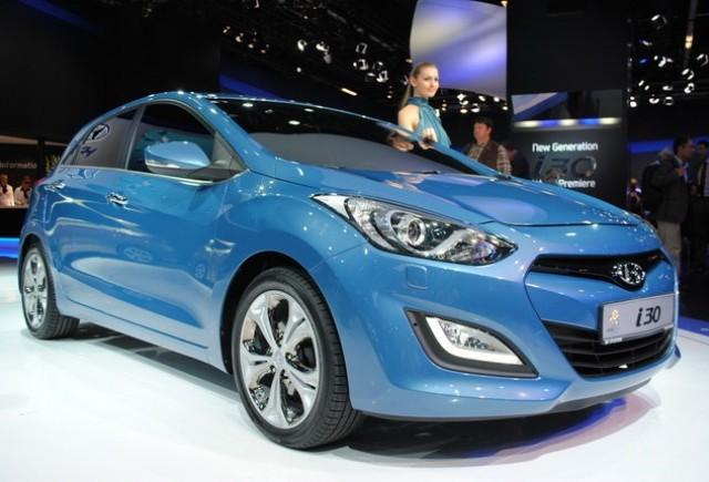 Frankfurt live: Hyundai i30