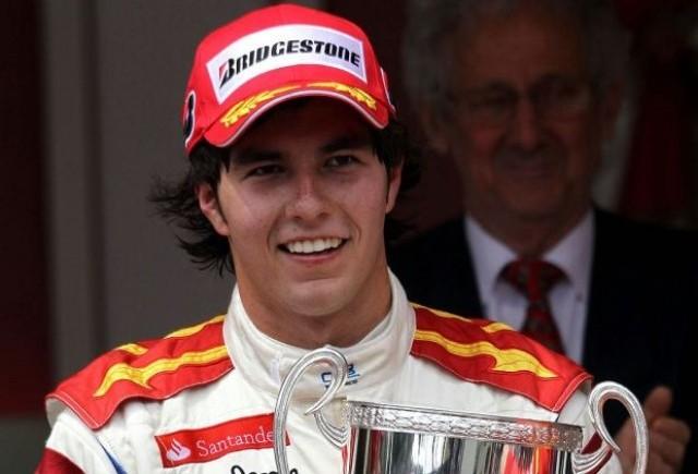 Sergio Perez va testa pentru Ferrari