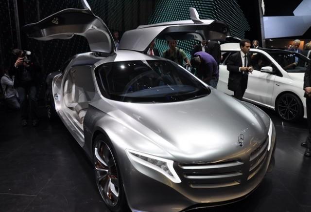 Frankfurt live: Mercedes-Benz F125