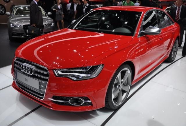 Frankfurt live: Audi S6