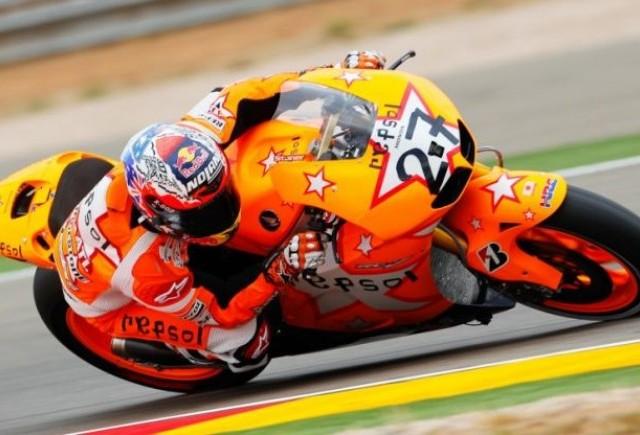 Stoner se impune fara probleme in cursa de la Aragon