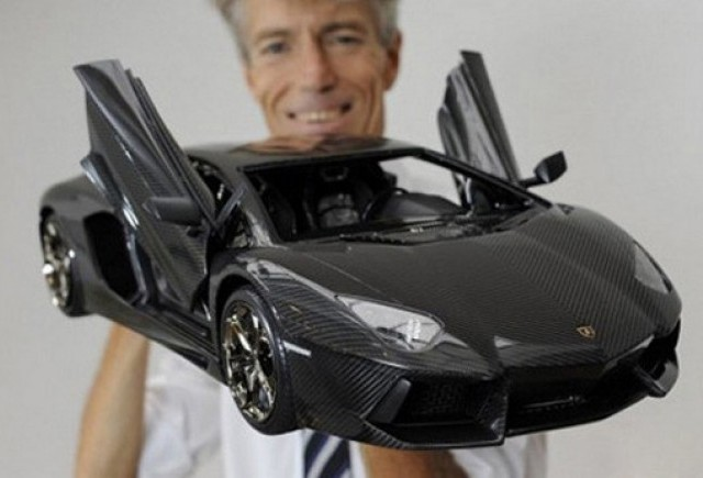 Cel mai scump Lamborghini din lume