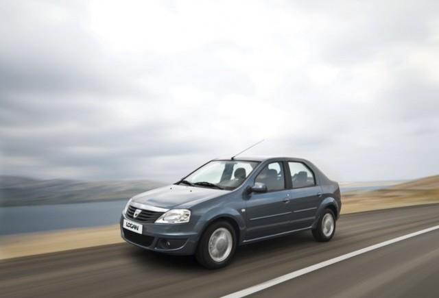 Dacia Logan, locul II in clasamentul