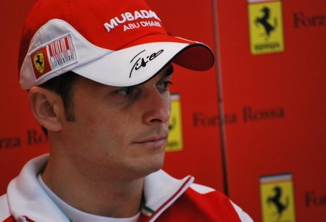 Noul FF vine in Romania odata cu Giancarlo Fisichella