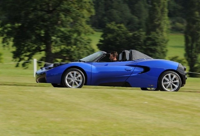 Gordon Murray lanseaza T.32 Roadster