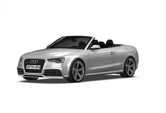 Audi pregateste un RS5 Cabrio?