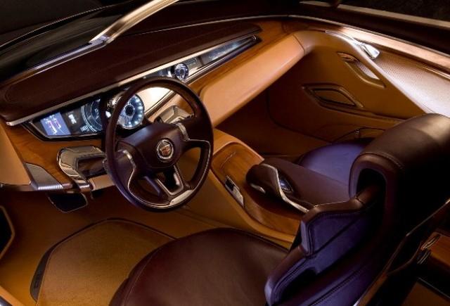 Cadillac Ciel – maiestria lemnului