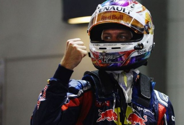 Vettel: Puteam sa scot un timp mai bun
