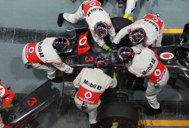 Hamilton nu comenteaza incidentul cu Massa