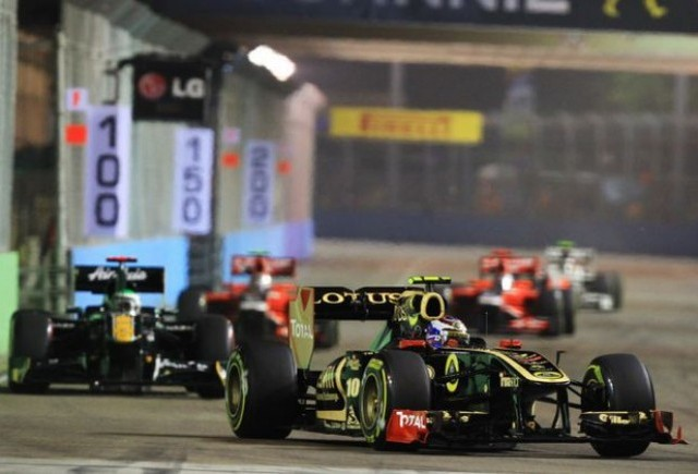 Renault: Am fost jenanti in Singapore