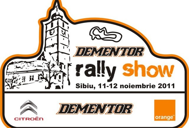 Dementor Rally Show: 100% spectacol