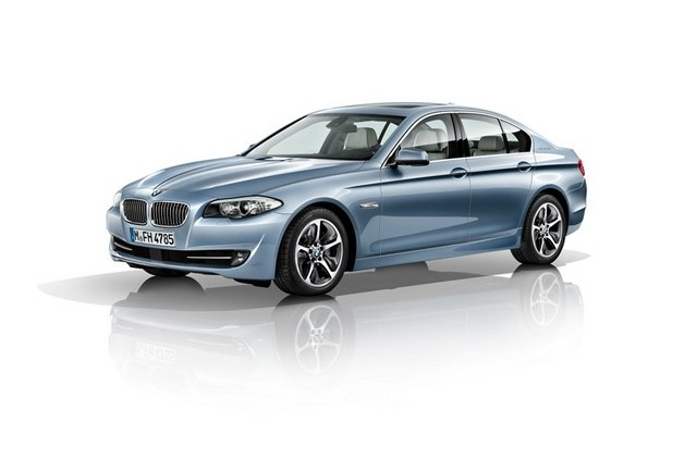 Eficienta inteligenta: BMW ActiveHybrid 5