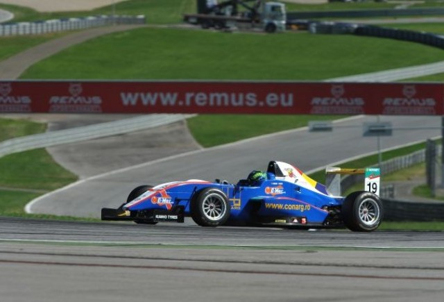 EXCLUSIV! Interviu Robert Visoiu: In maxim trei ani o sa alerg in GP 2