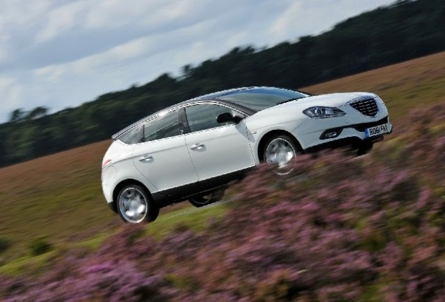 Chrysler Delta Hatchback in Marea Britanie
