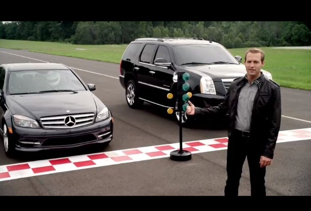 VIDEO: Spot publicitar Cadillac Ecalade