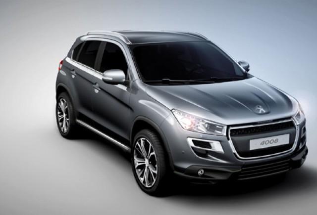 Noul Peugeot 4008 - putere, versatilitate si stil