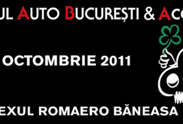 Doar doua zile pana la deschiderea Salonului Auto Bucuresti si Accesorii!