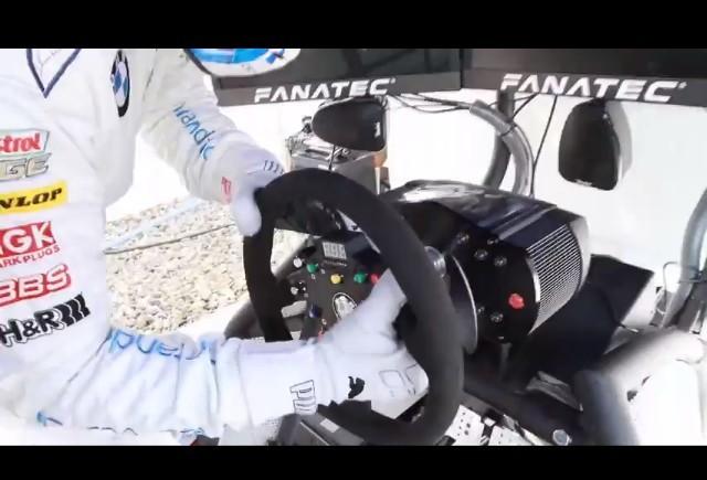 Fanatec creaza un volan real BMW M3 GT2 pentru jocuri
