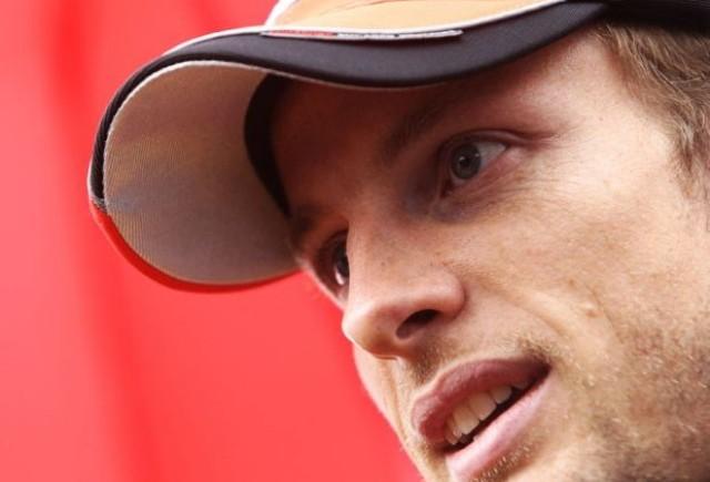 Button a semnat un nou contract cu McLaren