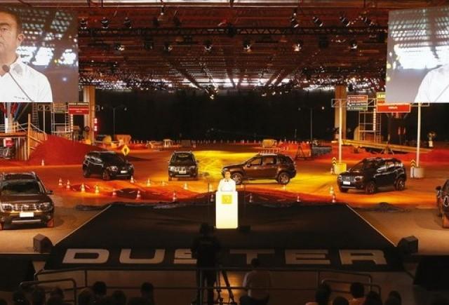 Renault va creste productia in Brazilia