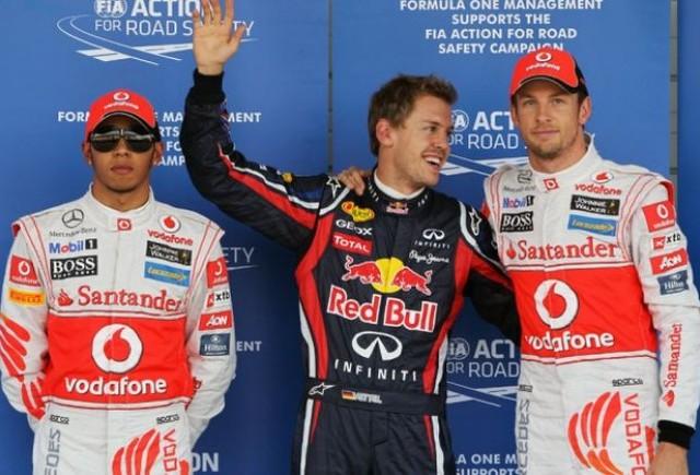Vettel: Accidentul din antrenamente era sa ma coste scump