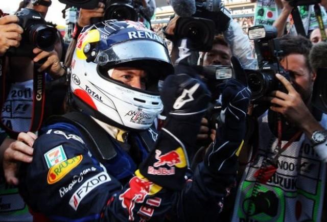 Vettel: Este si titlul echipei, nu doar al meu