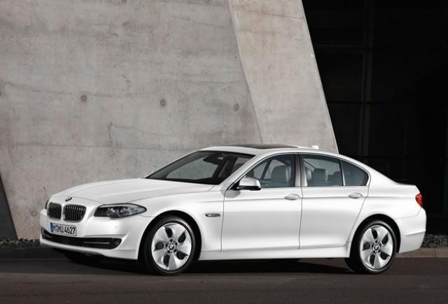 BMW lanseaza noi modele ale seriei 5